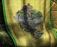 Prasino banner