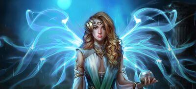 Maiden Goddess
