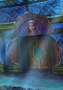 Althea chamber door