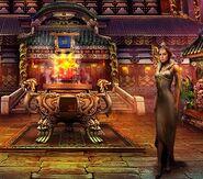 Amelia blazing temple