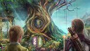 Kai gwyn tree