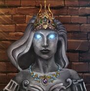 Sparkle sea goddess