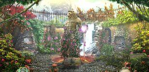 Sea goddess secret garden