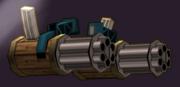 Machine Gun Arm II