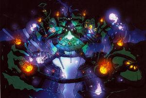 Starlight Temple (Concept Art)