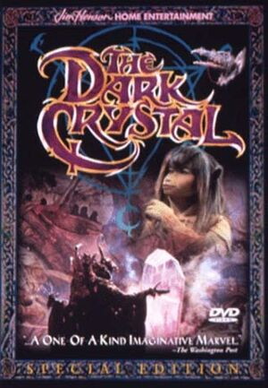 Dark Crystal 1999 DVD