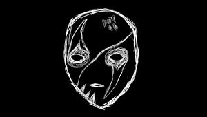 Demented Horror Mask