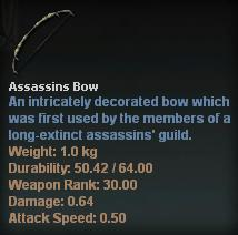 Assassins Bow