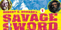 Savage Sword Vol 1