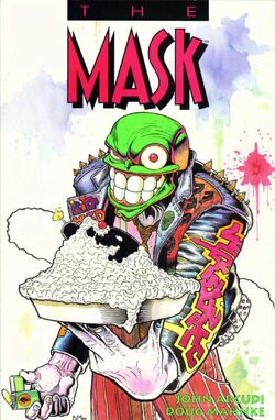 Cover for the The Mask Trade Paperback
