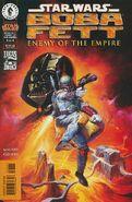 Star Wars Boba Fett Enemy of the Empire Vol 1 1