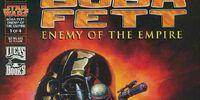 Star Wars: Boba Fett - Enemy of the Empire Vol 1