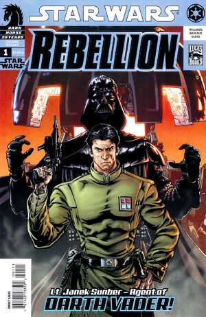 Star Wars Rebellion Vol 1 1