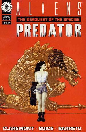 Aliens-Predator The Deadliest of the Species Vol 1 2