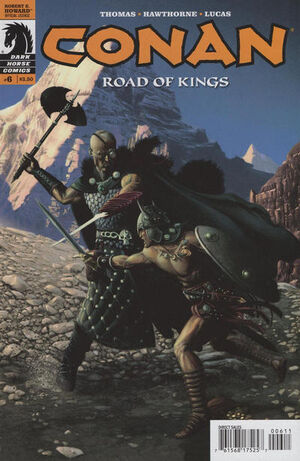 Conan Road of Kings Vol 1 6