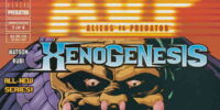 Aliens vs. Predator: Xenogenesis Vol 1