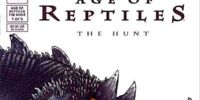 Age of Reptiles: The Hunt Vol 1 1