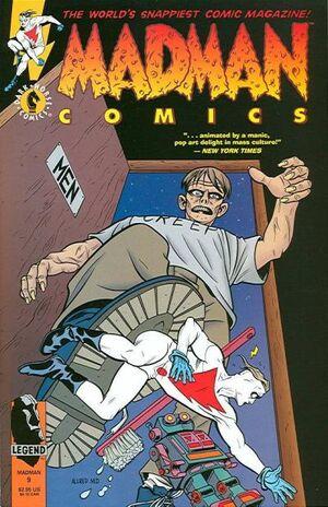 Madman Comics 9