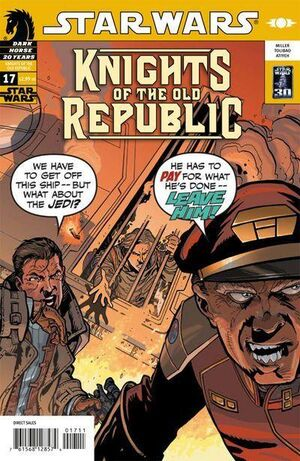 Star Wars Knights of the Old Republic Vol 1 17