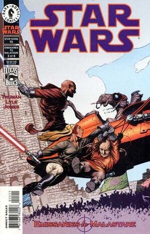 Star Wars Republic Vol 1 15