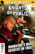 Star Wars Knights of the Old Republic Vol 1 47