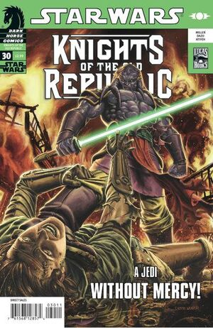 Star Wars Knights of the Old Republic Vol 1 30