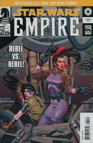 Star Wars Empire Vol 1 30