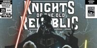 Star Wars Knights of the Old Republic Vol 1 25