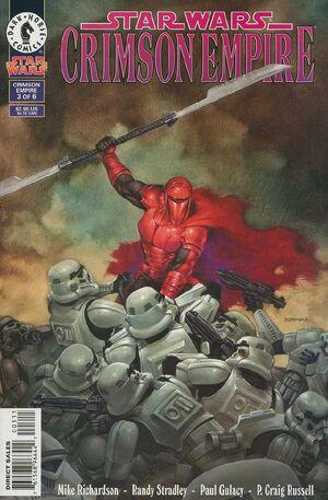 Star Wars Crimson Empire Vol 1 3