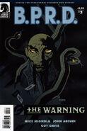 BPRD The Warning Vol 1 2