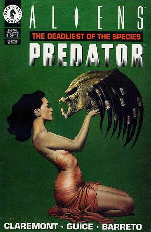 Aliens-Predator The Deadliest of the Species Vol 1 3