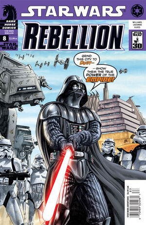 Star Wars Rebellion Vol 1 8