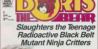 Boris the Bear Vol 1 1