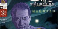 Buffy the Vampire Slayer: Haunted Vol 1