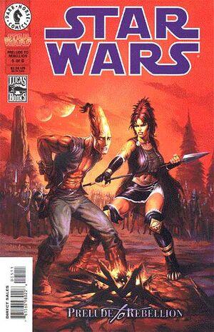 Star Wars Republic Vol 1 5
