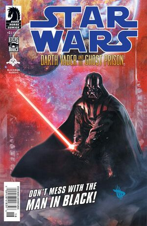 Star Wars Darth Vader and the Ghost Prison Vol 1 2
