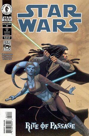 Star Wars Republic Vol 1 44