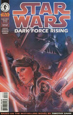Star Wars Dark Force Rising Vol 1 3