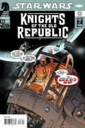 Star Wars Knights of the Old Republic Vol 1 23