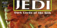 Star Wars: Tales of the Jedi - Dark Lords of the Sith Vol 1