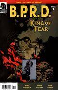 BPRD King of Fear 2