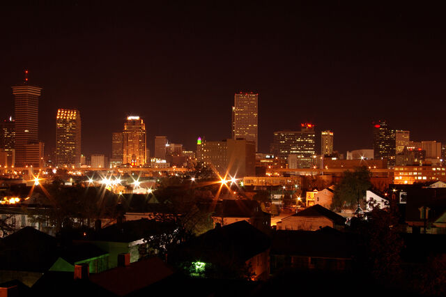 File:New Orleans at Night.jpg
