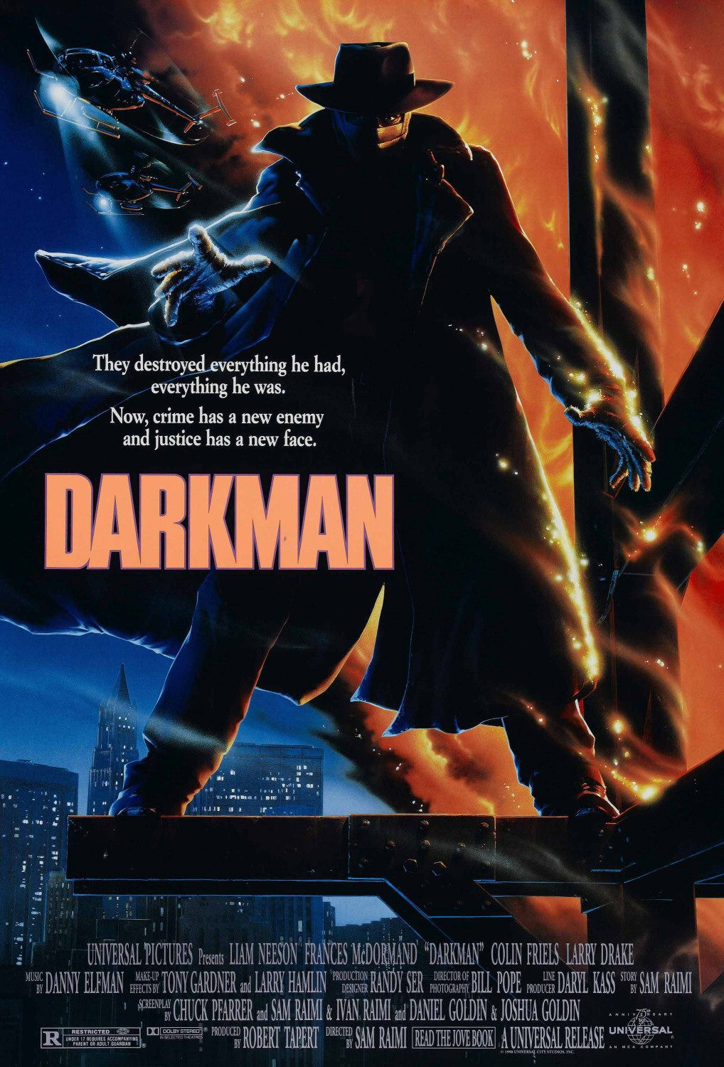 File:Darkman film poster.jpg