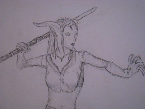 File:Lethys Drawn - WoW style (by Lethys).jpg