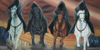 The Horsemen of Apocalypse