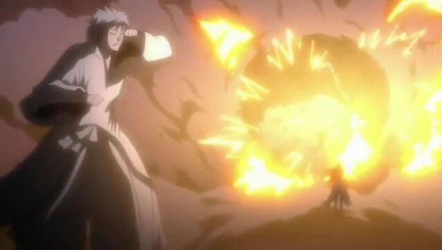 File:Aizen destroys the cleaner.jpg