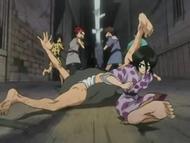 Rukia saves