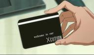 Xcution Card