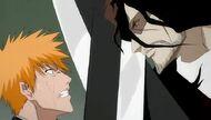 Ichigo vs Zangetsu