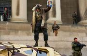 Bane's anarchy begins